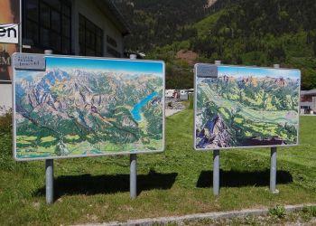 Karwendel-Karte